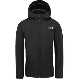 The North Face Elden Rain Triclimate Jacket Boys tnf black